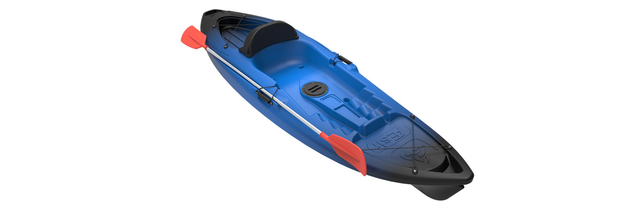 Skandynavian kayak